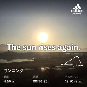陽はまた昇る。